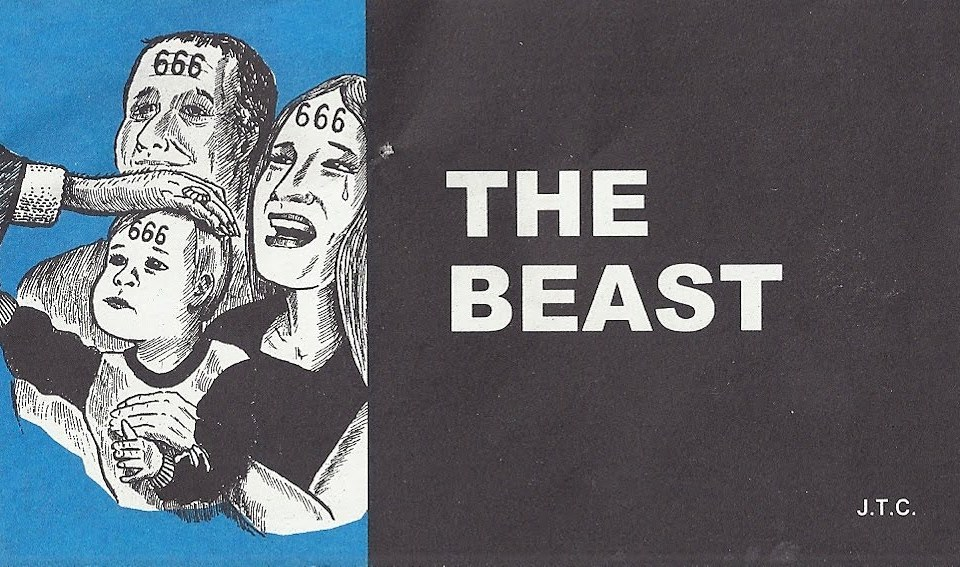 "Jack Chick's ""The Beast"" tract cover image"